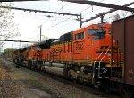 BNSF 8582 on K040